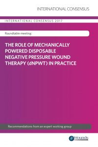 The role of mechanically powered disposable negative pressure wound therapy (DNPWT) in practice